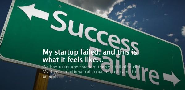 Startup_failed