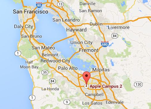 Apple_campus_2_map